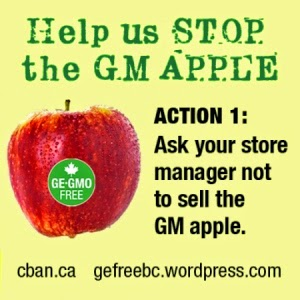 Stop The G.M Apple