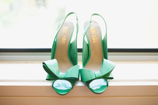 bianca salon spa bridals care fun colorful wedding shoes