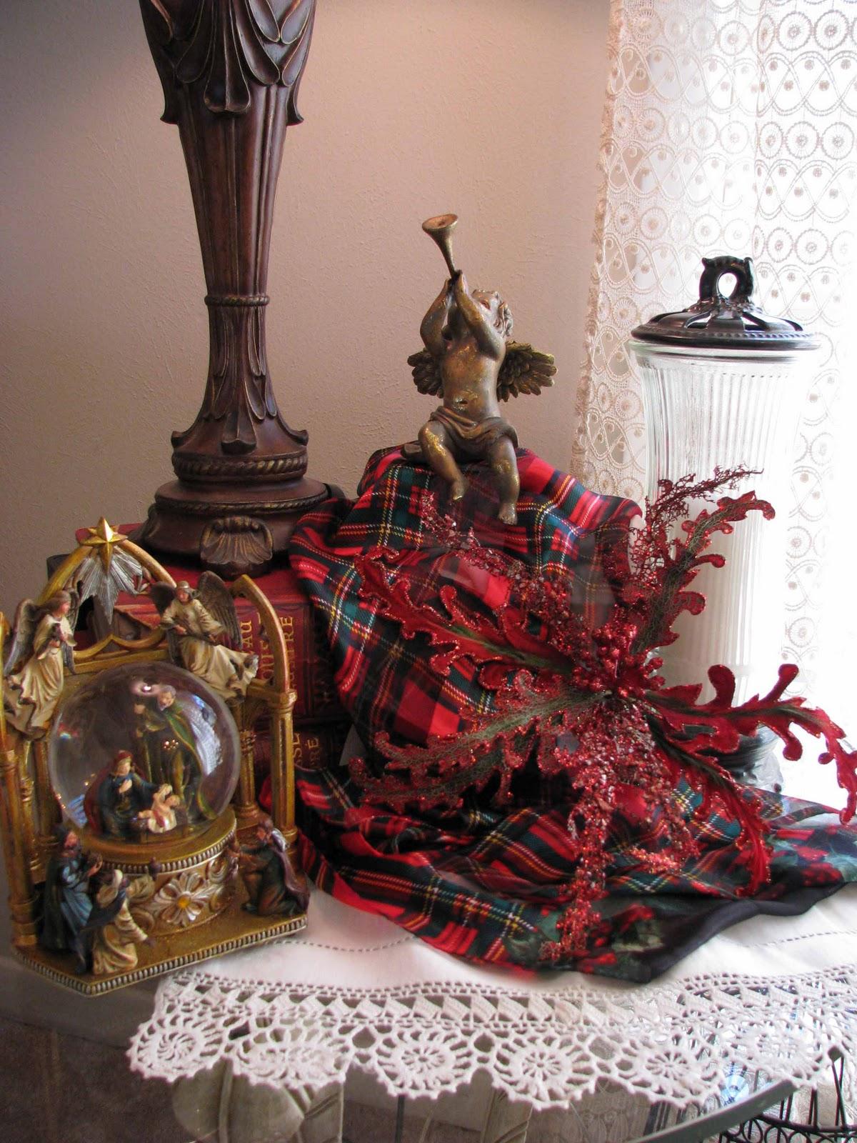 Creative Journeys Tartan For Christmas