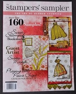 Guest Artist Feb/Mar 2010 Stampers' Sampler