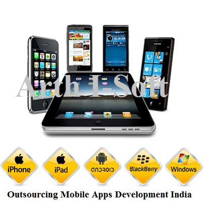 Outsourcing Mobile iPhone Applications Development India