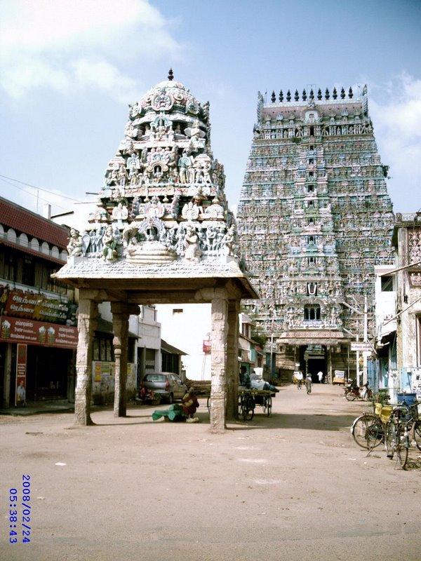 இமயம் முதல் குமரி வரை எத்தனை ஆலயங்கள்  Temple+23+Kumba+Saranga