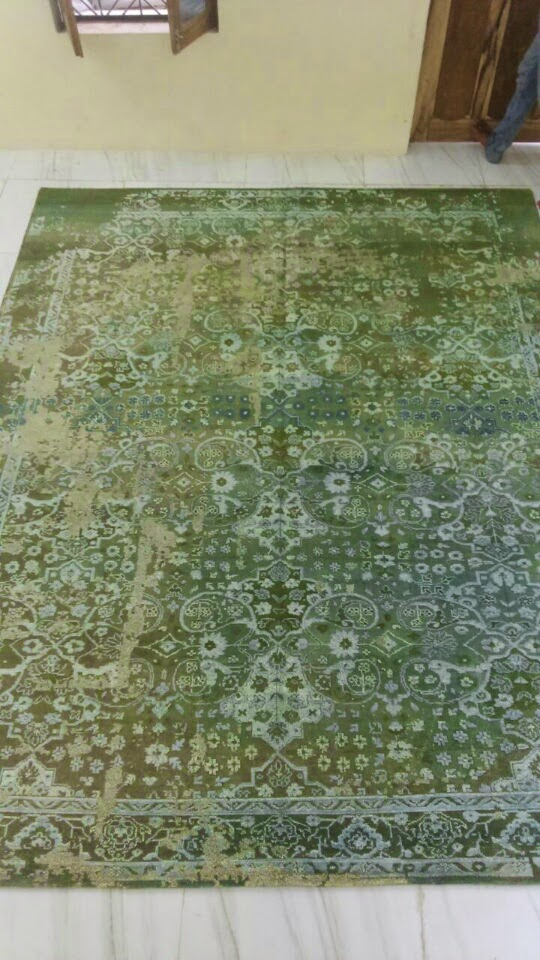 vintage rug india
