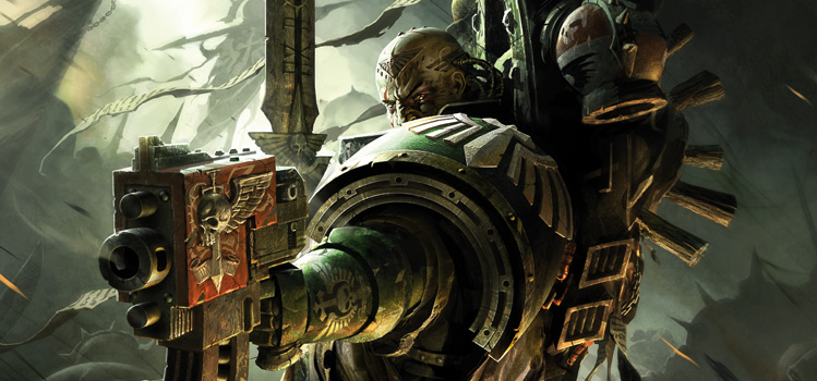 Can I Paint Space Hulk Terminators As A Different Chapter