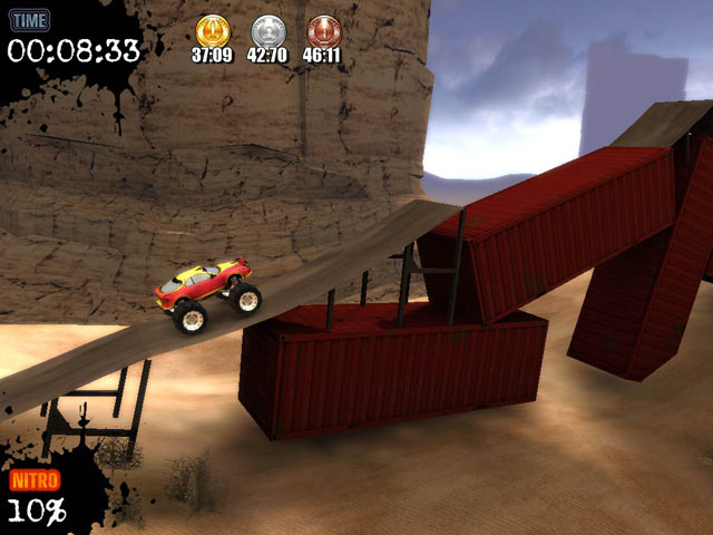 Game Monster Truck Challenge