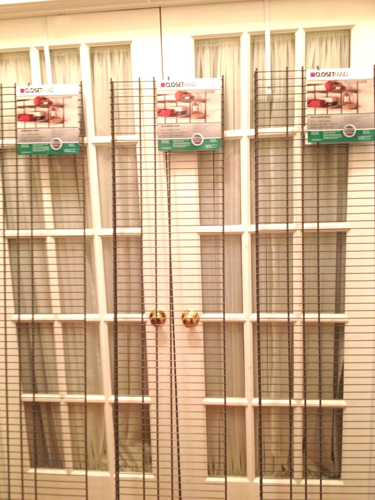 How to make a wreath craft show display or storage tower for How to make display shelves for craft show