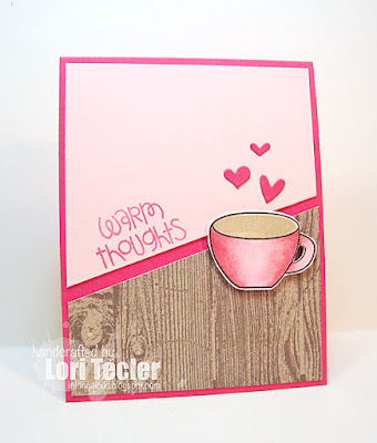 Warm Thoughts card-designed by Lori Tecler/Inking Aloud-stamps and dies from Paper Smooches