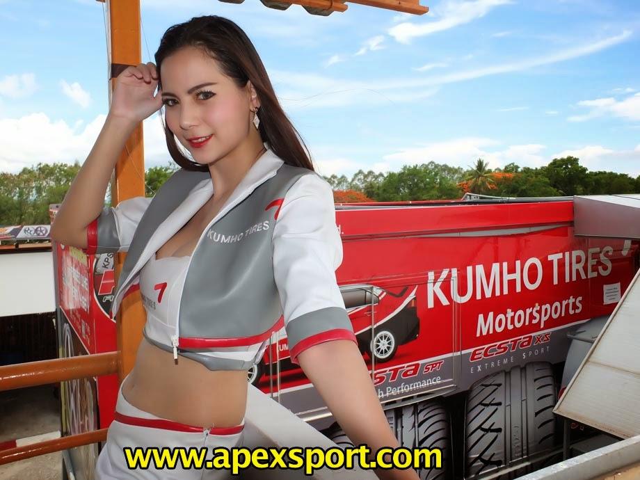 แข่งรถ รยสท ยางคัมโฮ Official Tires