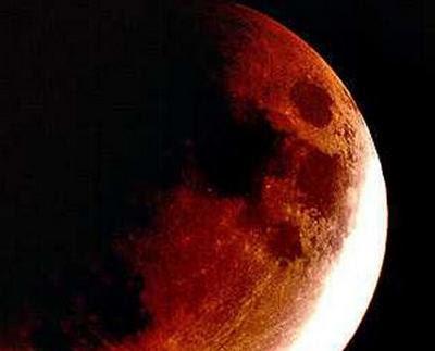 Gerhana Bulan 16 Juni 2011