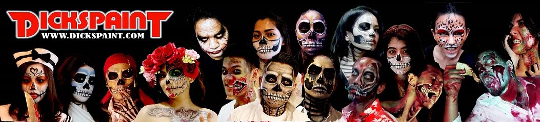 Professional Face Body Painting Jakarta