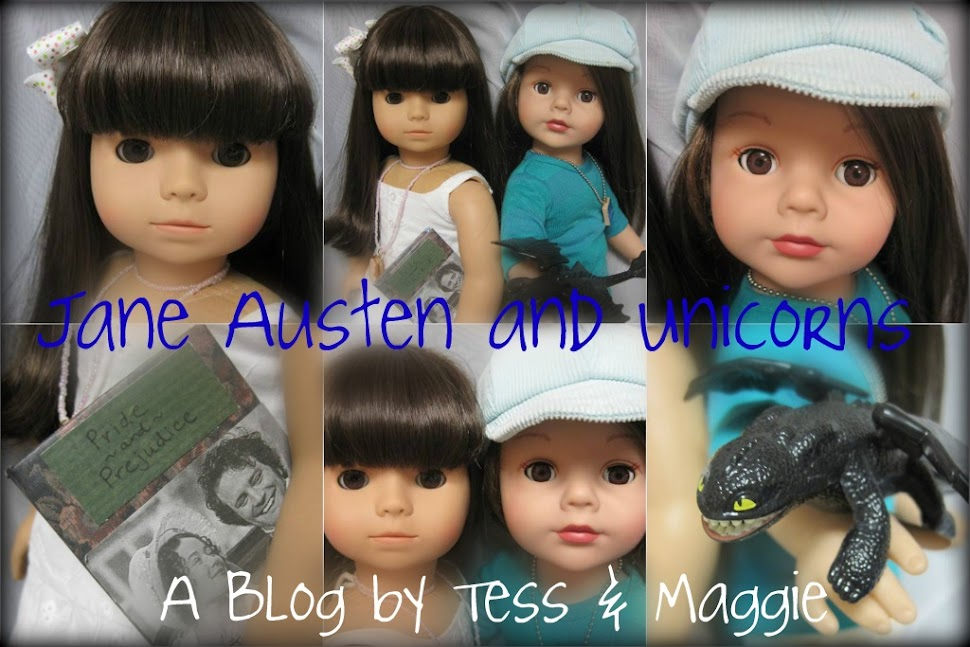 Jane Austen &amp; Unicorns: A Blog by Tess and Maggie