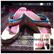 Sample Produk Paris Lovely Shoes