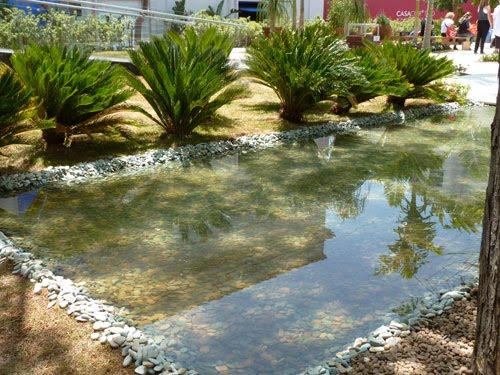 Idéias para campos e jardins Modelos de Lagos de Jardim