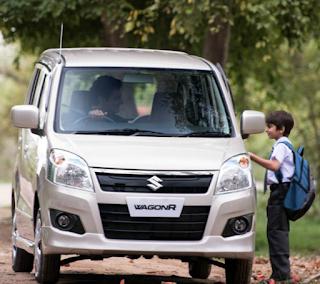 Suzuki Wagon-R Test Drive
