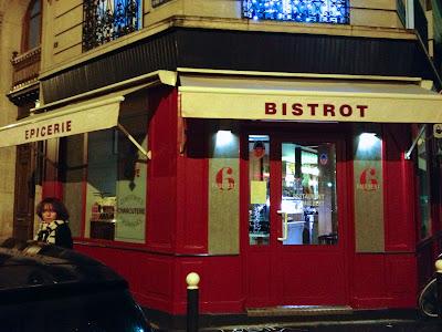 not drinking poison in paris another excellent restaurant le six paul bert 75011. Black Bedroom Furniture Sets. Home Design Ideas