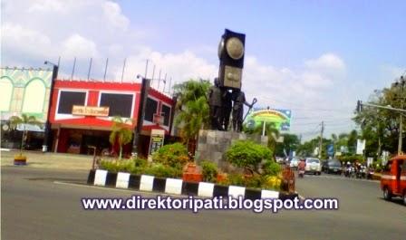 Patung Adipura Kota Pati