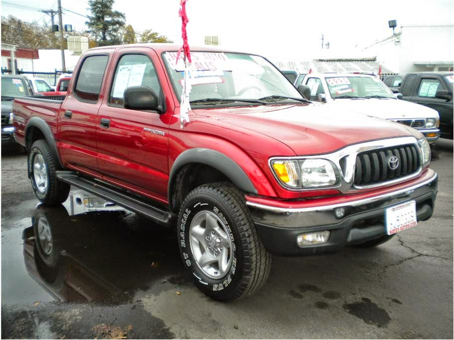 Used Toyota Tacoma Review