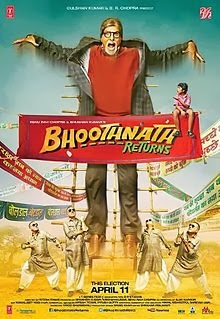 Bhoothnath Returns Poster