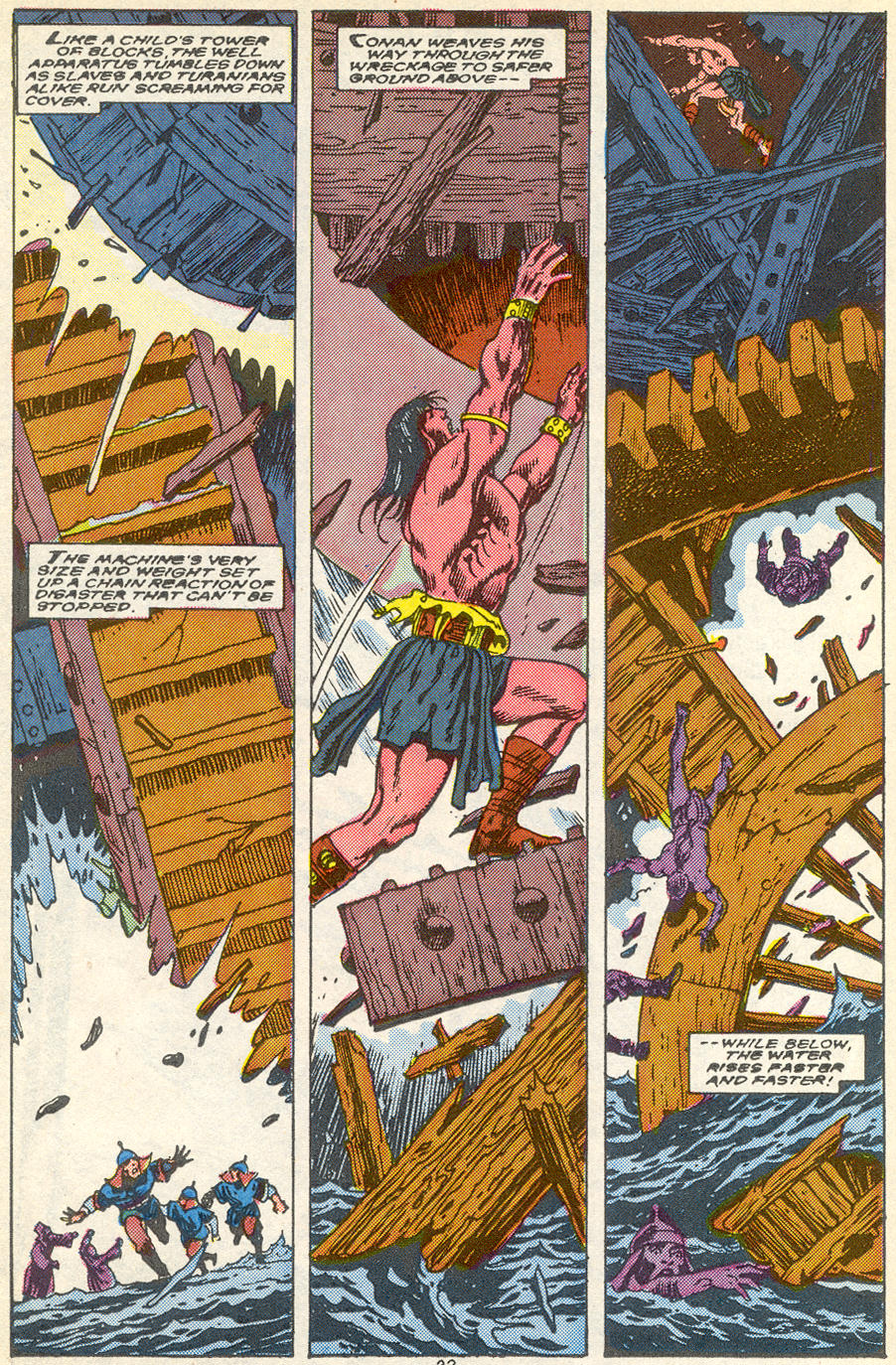 Conan the Barbarian (1970) Issue #215 #227 - English 18
