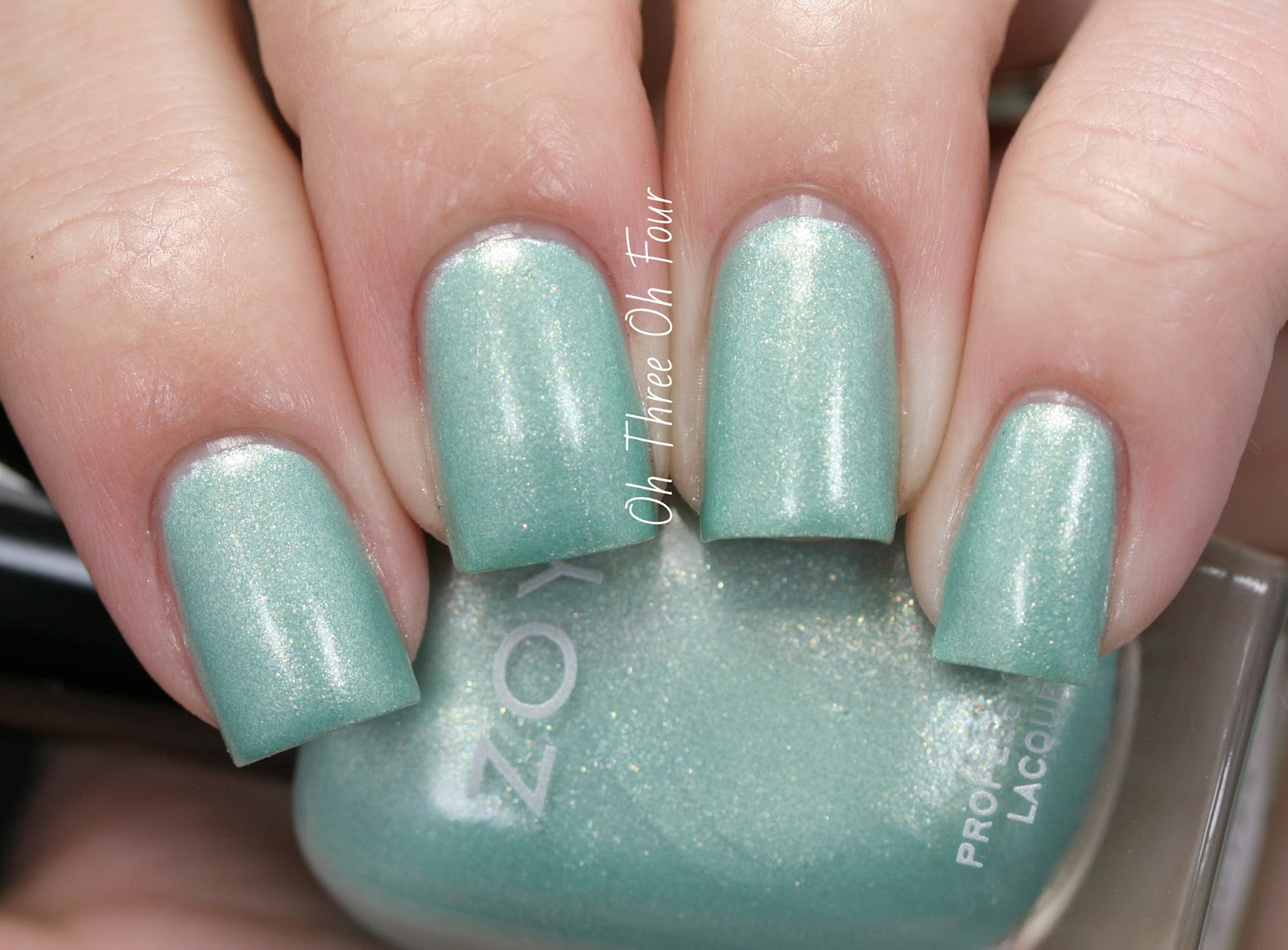 Zoya Dillon Swatch