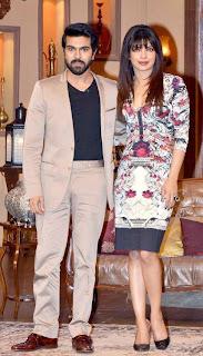 Priyanka & Ram Charan promotes