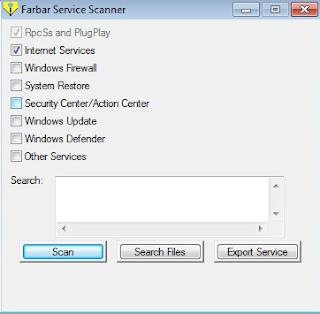 Download Farbar Service Scanner 26.07.2015.0