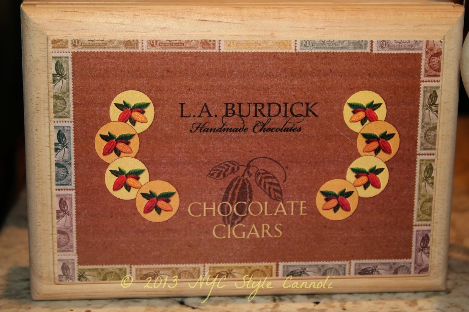 La Burdick Hot Chocolate Recipe