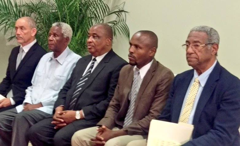 Haiti Elections: Membres de la Commission de Vérification