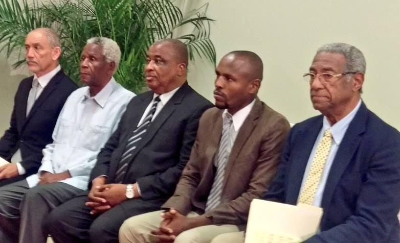 Haiti Elections: Membres de la Commission de Vérification