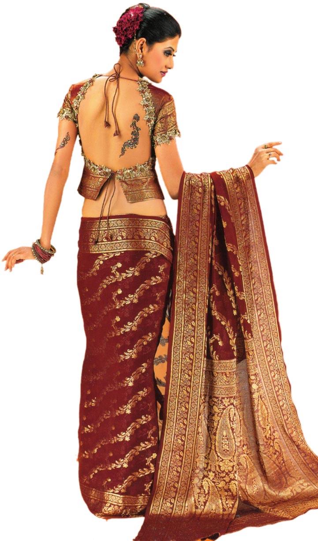 Shamshi India  city photos : indian bridal silk sari