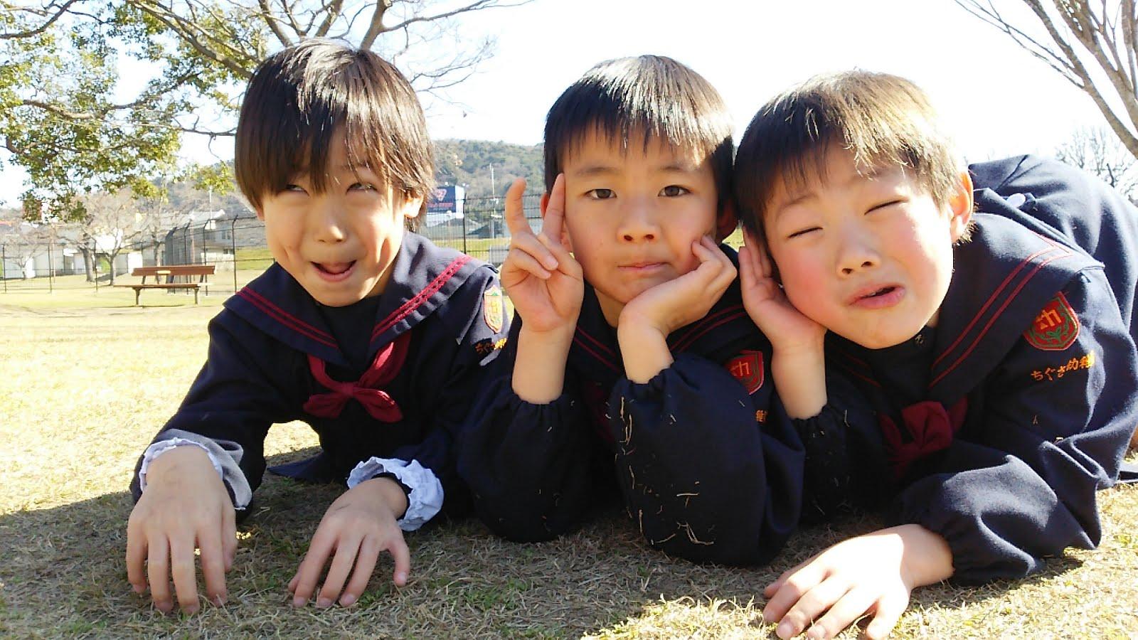 熊本県のちぐさ幼稚園ぶろぐ: かわいいかわいい男の子