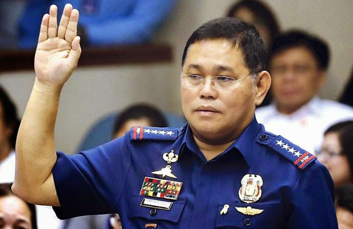 PNP Chief Alan Purisima