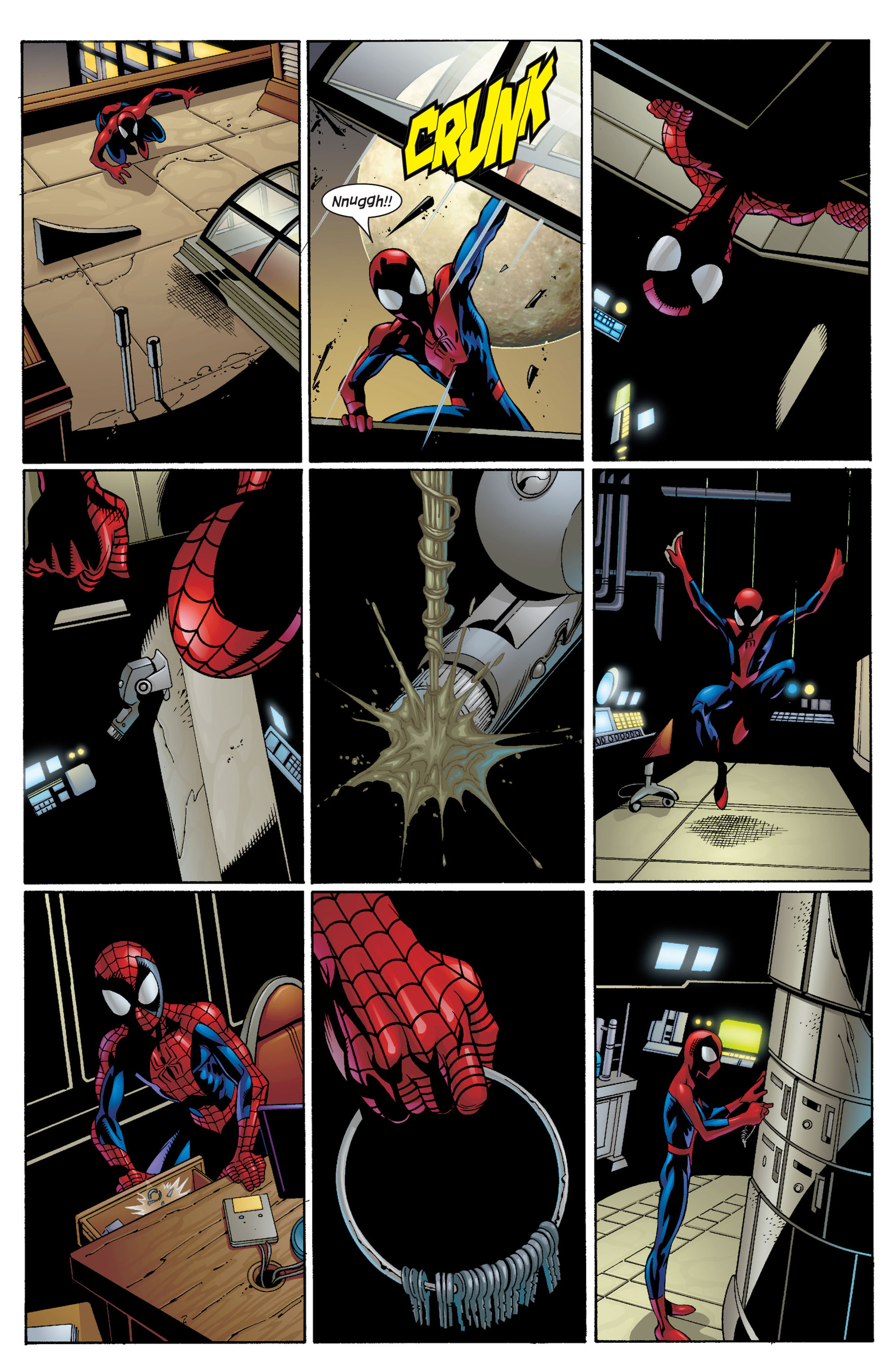 Ultimate Spider-Man (2000) Issue #34 #38 - English 18