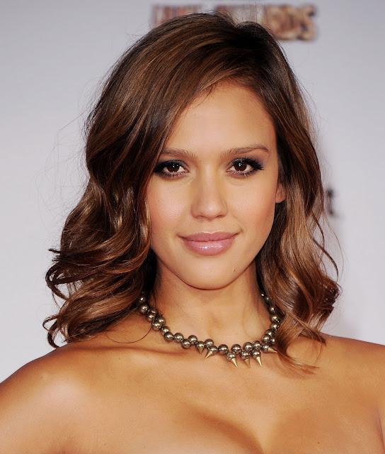 Jessica Alba is gorgeous
