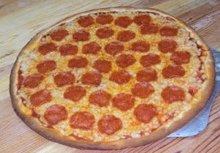 Pizza Pepperoni Malta