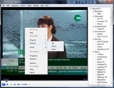 free download InternetTV software