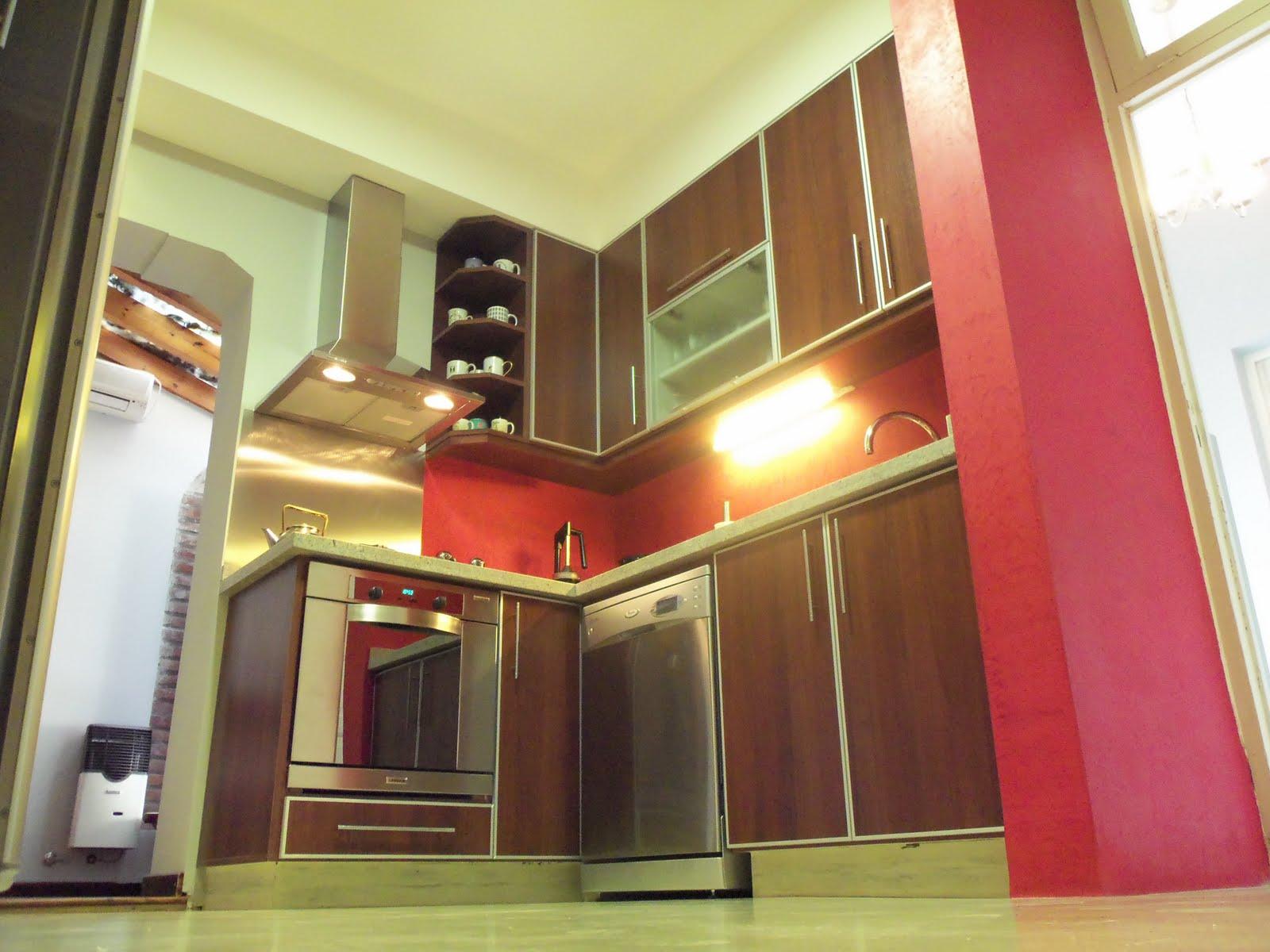 Deco vanguardia cocina moderna y tecnologica for Deco cocinas modernas