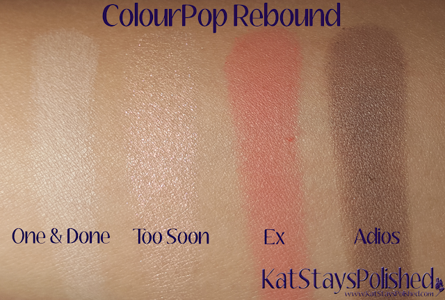 ColourPop Rebound | Kat Stays Polished