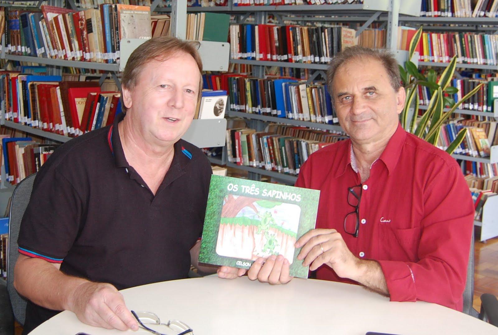 Airton Engster dos Santos e Celson Weirich