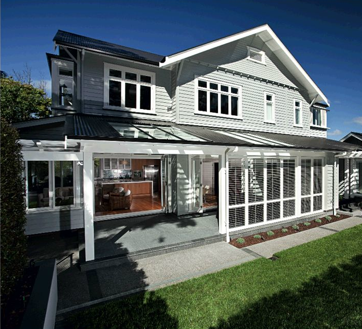 My Rafter House: SOMMERWHITE: OoH MY WEATHERBOARD
