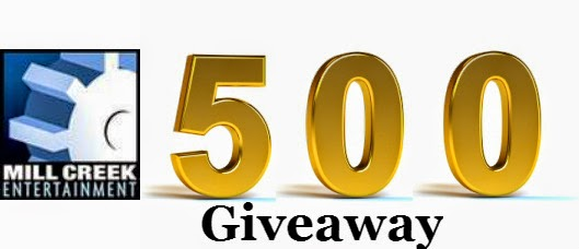 Enter to win the Mill Creek Entertainment 500 Giveaway. Ends 8/17.