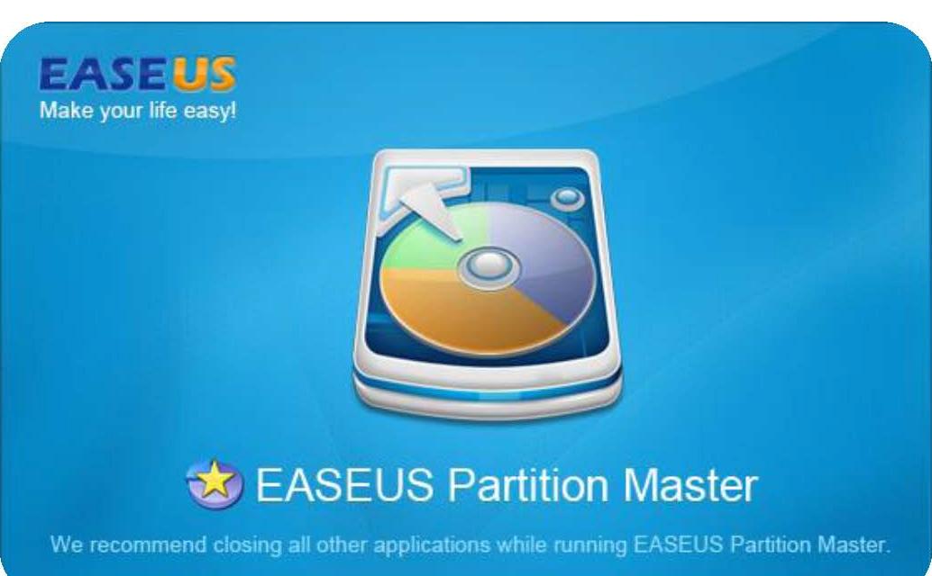 Resultado de imagen de EaseUS Partition Master 10.8