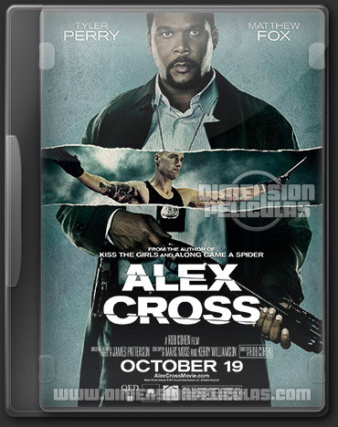 Alex Cross (DVDRip Ingles Subtitulado) (2012)
