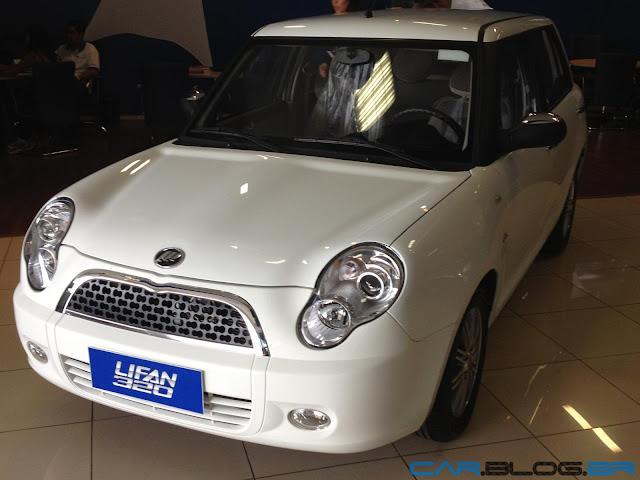 LIfan 320 Mini Cooper chinês
