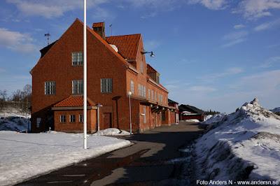 Kiruna järnvägsstation