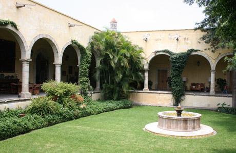 Hacienda La Labor de Rivera, Teuchitlan, Jalisco