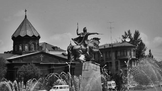 the city of Gyumri