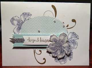 masking technique with zena kennedy independent stampin up demonstrator
