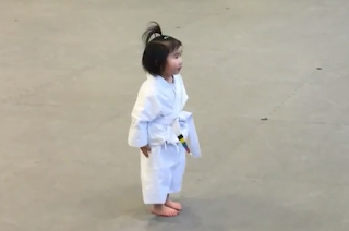 A Little Fighter You Can't Resist from Her Cuteness