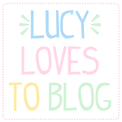 Lucy Loves to Blog